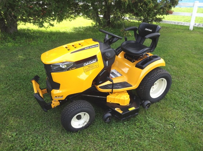 2019 Cub Cadet XLS50 Riding Mower For Sale