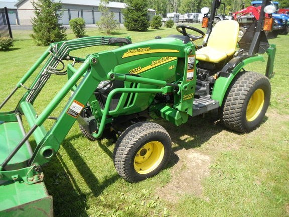2009 John Deere 2320 Compact Utility Tractor For Sale