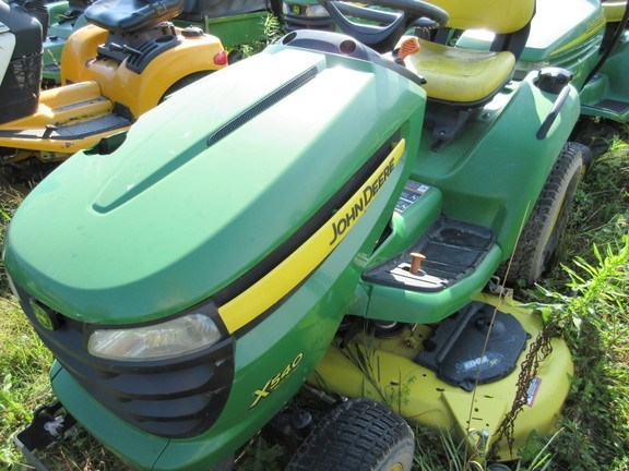 2007 John Deere X540 Lawn Mower For Sale