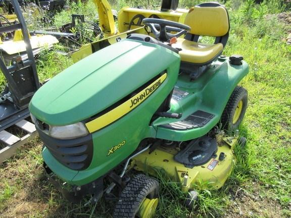 2012 John Deere X300 Lawn Mower For Sale