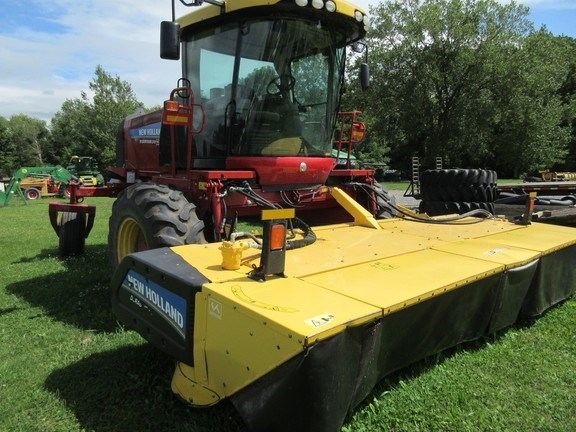 2014 New Holland Speedrower 240 Windrower For Sale