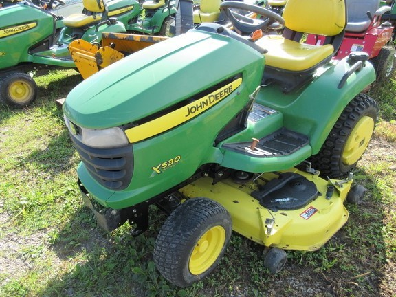 2013 John Deere X530 Lawn Mower For Sale