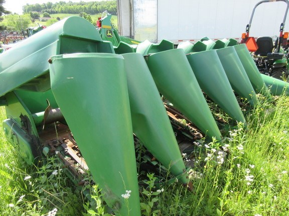 1997 John Deere 693 Combine Header-Corn For Sale