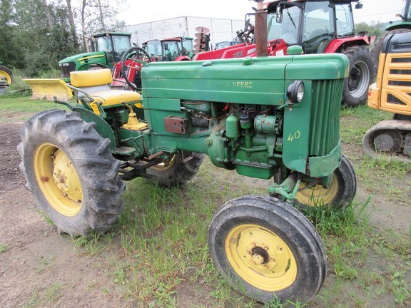1953 John Deere 40-S Tractor For Sale