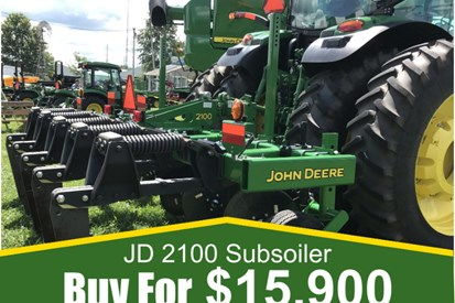 John Deere Dealer » Polen Implement, Ohio