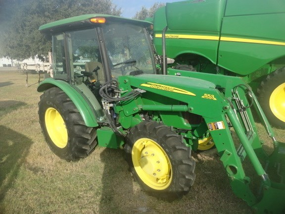 2014 John Deere 5075E Tractor - Utility For Sale