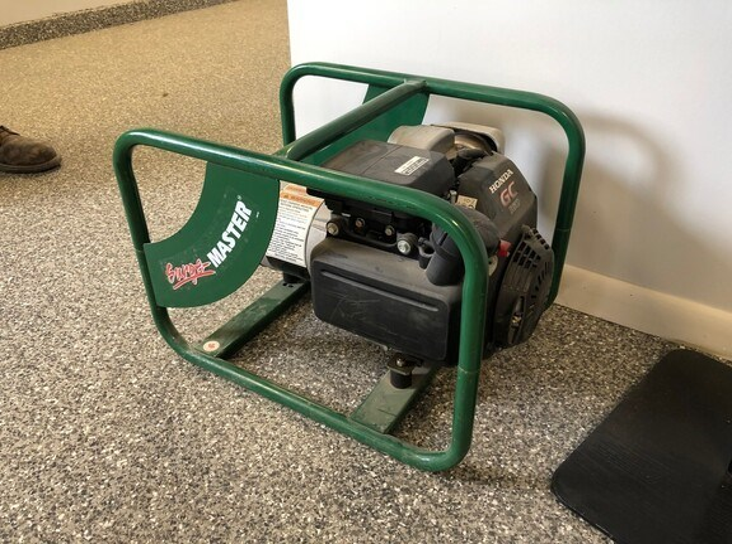 2012 Wallenstein EC2500SM Generator For Sale