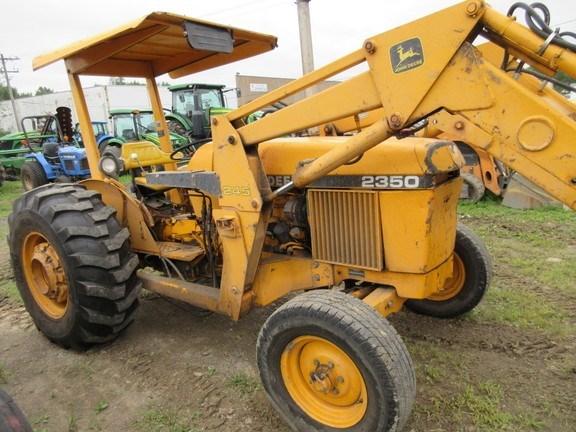 1986 John Deere 2350 Tractor For Sale