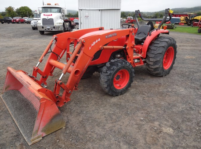 2011 Kubota MX5100HST Tractor For Sale