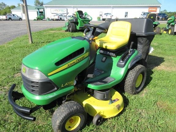 2010 John Deere LA135 Lawn Mower For Sale