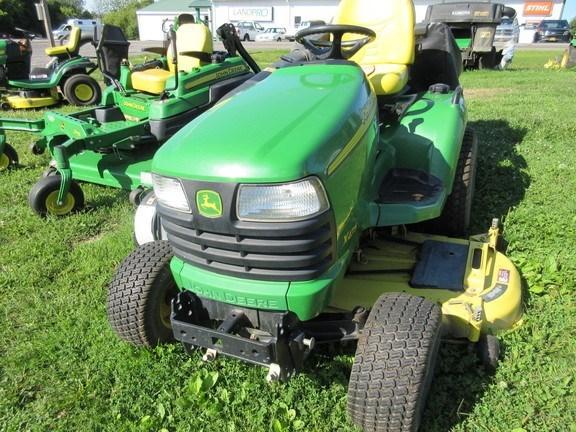2003 John Deere X475 Lawn Mower For Sale
