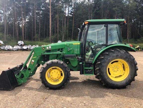 2014 John Deere 5085E Utility Tractor For Sale