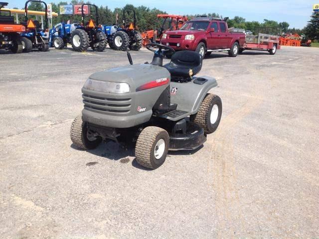2004 Craftsman LT1000 Riding Mower For Sale