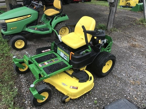 2018 John Deere Z355R Zero Turn Mower For Sale