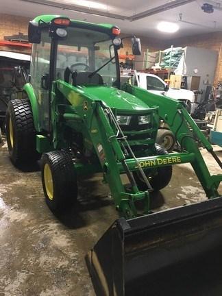 2017 John Deere 4052R Tractor For Sale