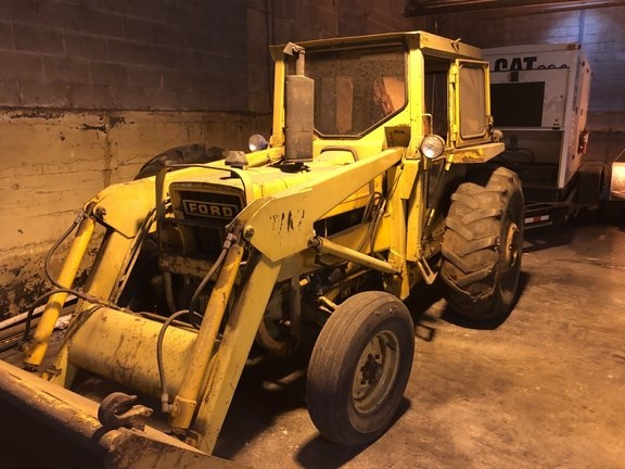 1979 Ford 340A Tractor For Sale