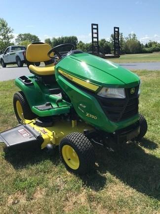 2016 John Deere X390 Lawn Mower For Sale