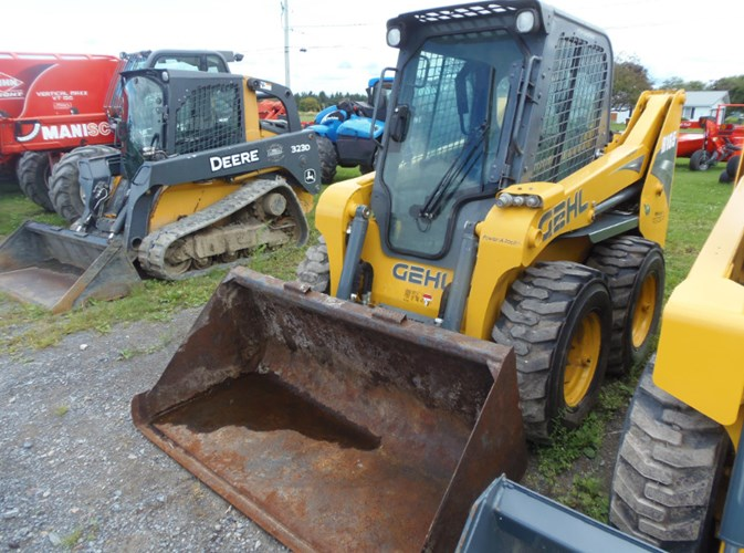 2016 Gehl R165 Skid Steer For Sale