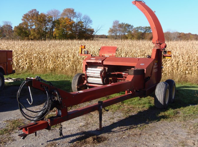 2008 New Holland FP230 Forage Harvester-Pull Type For Sale