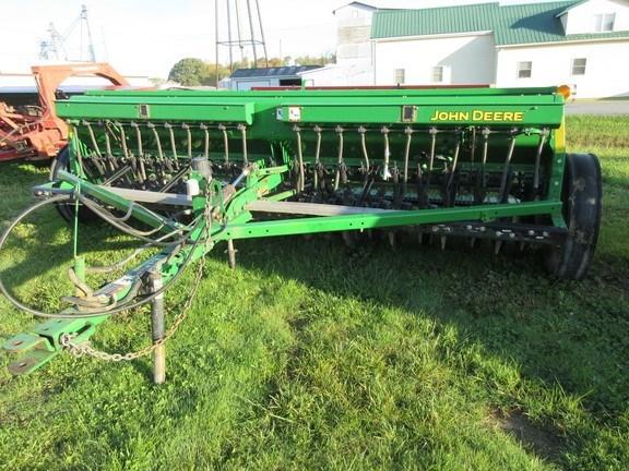 2009 John Deere BD1113 Grain Drill For Sale