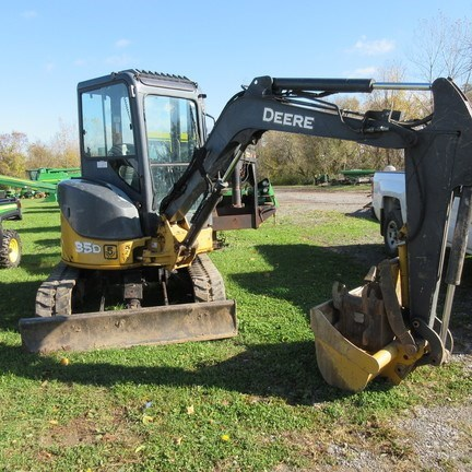 2005 John Deere 35D Excavator-Mini For Sale