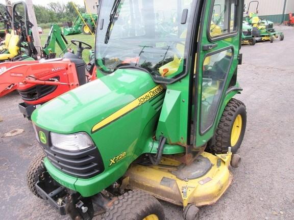 2012 John Deere X728 Lawn Mower For Sale