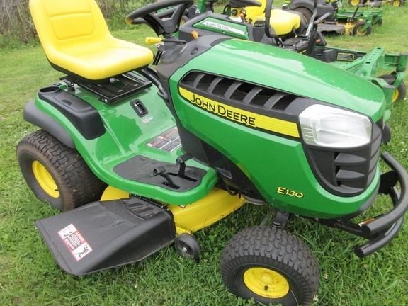 2018 John Deere E130 Lawn Mower For Sale