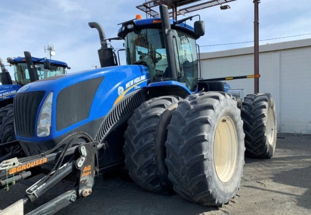 2012 New Holland T9.450 HD Tractor For Sale