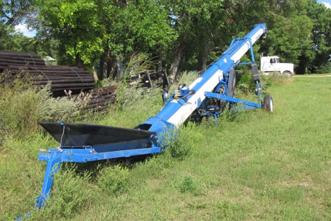2015 Brandt 1545 Auger-Portable For Sale