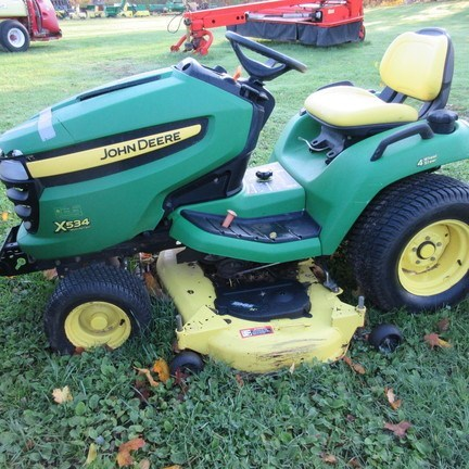 2006 John Deere X534 Lawn Mower For Sale