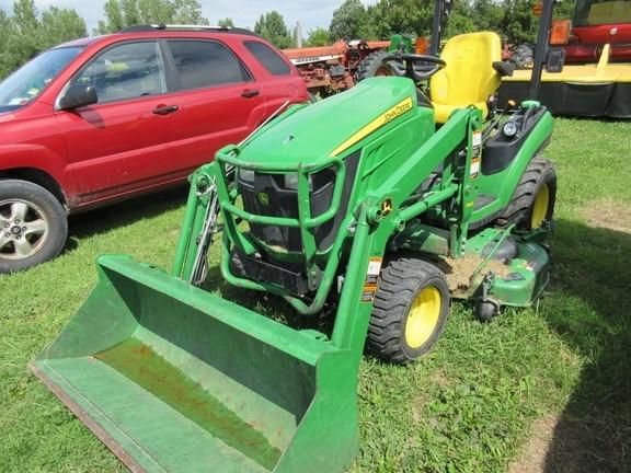2015 John Deere 1025R Tractor For Sale