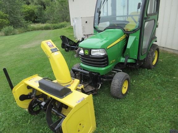 2008 John Deere X744 Lawn Mower For Sale