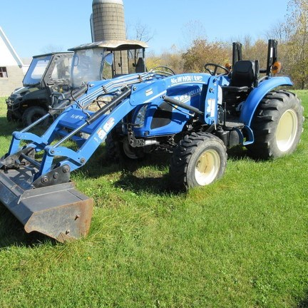 2016 New Holland Boomer 47 Tractor For Sale