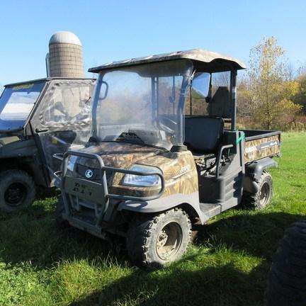 2011 Kubota RTV900XTG ATV For Sale