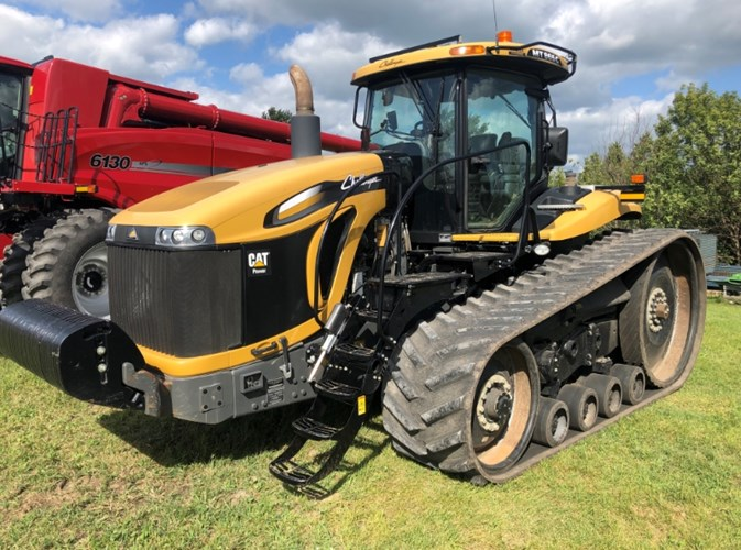 2012 Challenger MT865C Tractor For Sale
