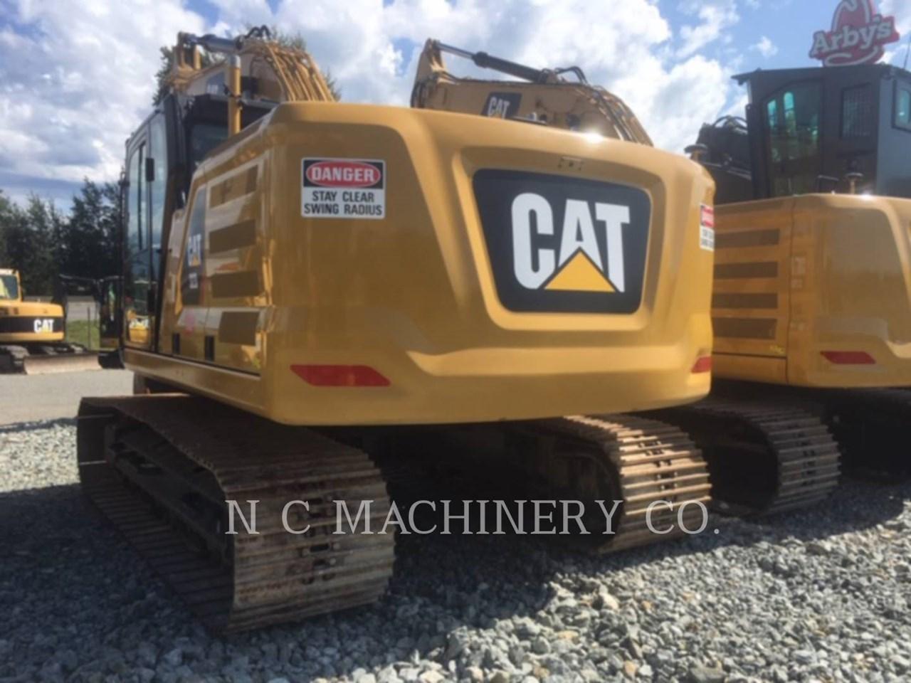 2018 Caterpillar 323 Image 6