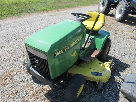 1988 John Deere 185 Lawn Mower For Sale