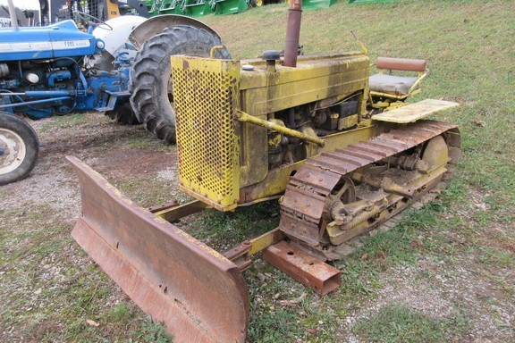 1955 John Deere 40C Dozer For Sale