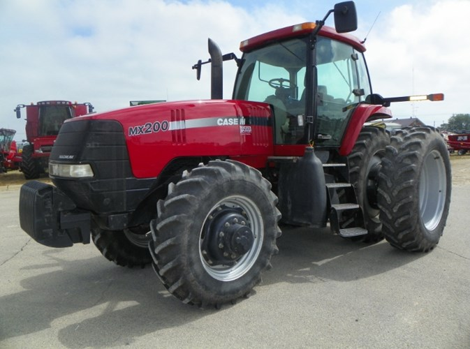 2003 Case IH MX200 Tractor For Sale