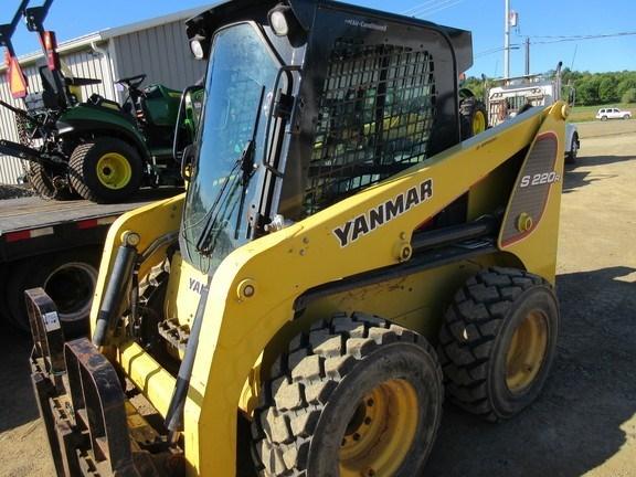 2015 Yanmar S220R-1 Skid Steer For Sale