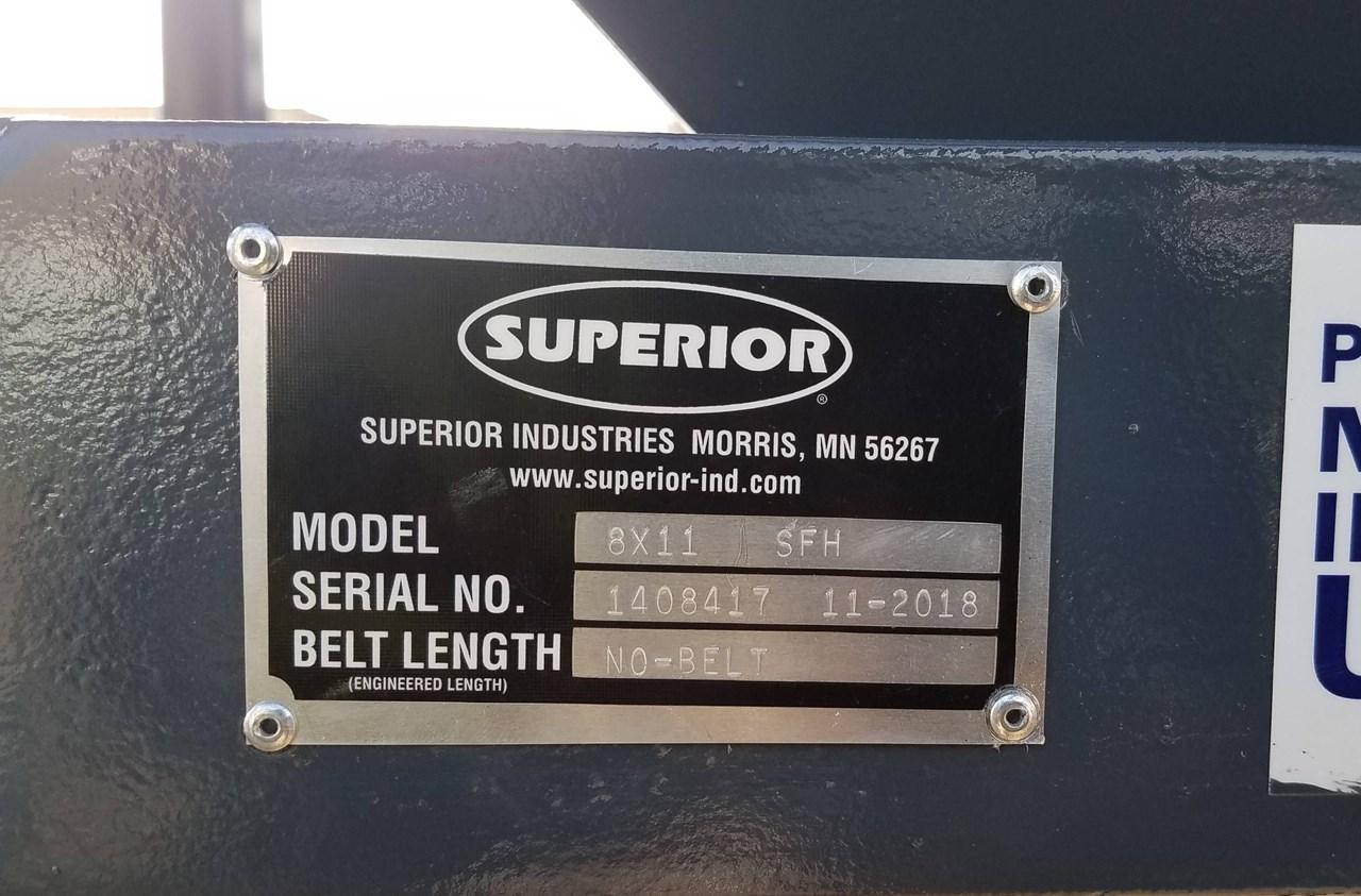 2018 Superior 8X11SFH Image 5