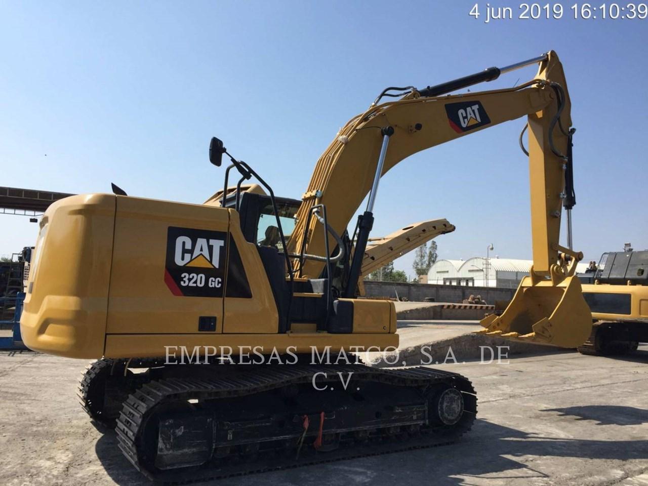 2018 Caterpillar 320 GC Image 1