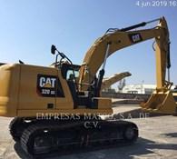 2018 Caterpillar 320 GC Thumbnail 1