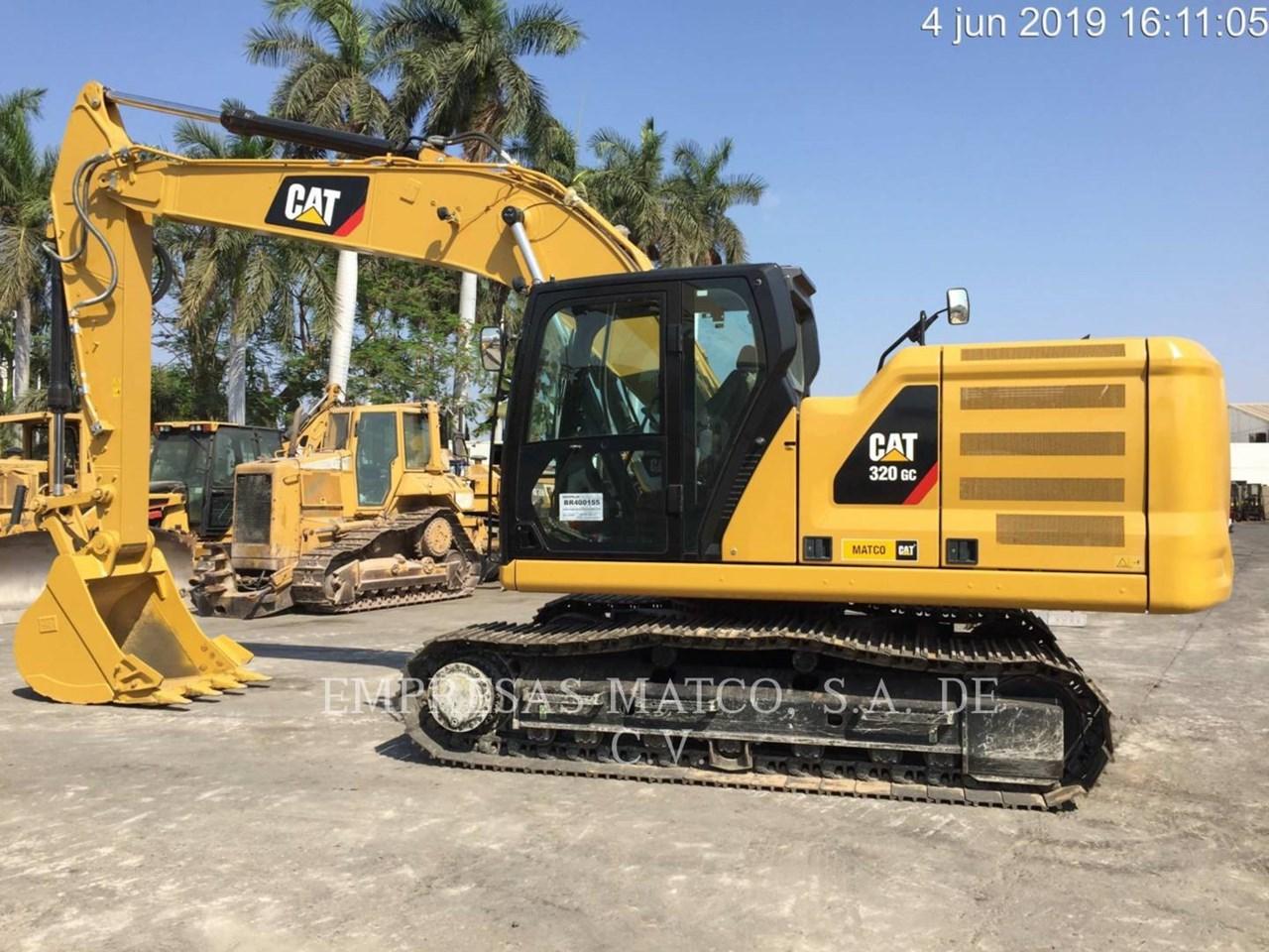 2018 Caterpillar 320 GC Image 2