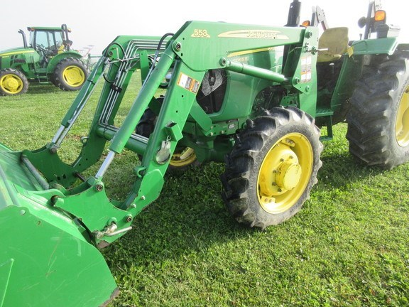 2012 John Deere 5065E Tractor For Sale