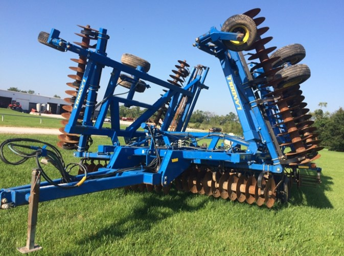 2012 Landoll 7431-33 Tillage For Sale
