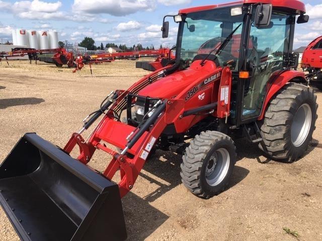 2014 Case IH Farmall 50B CVT Tractor For Sale