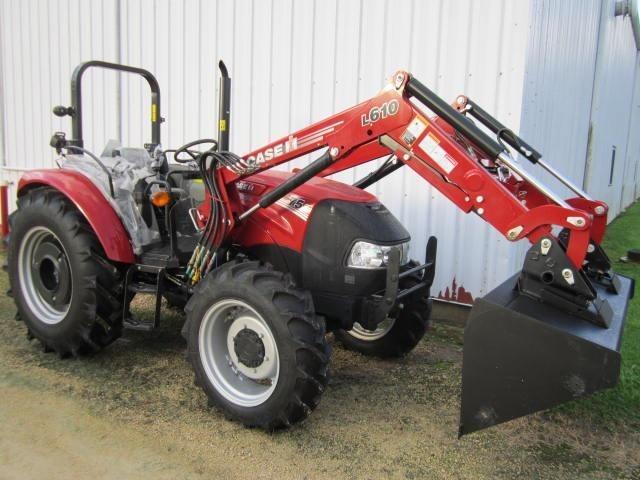 2019 Case IH FARMALL 75A  Tractor For Sale