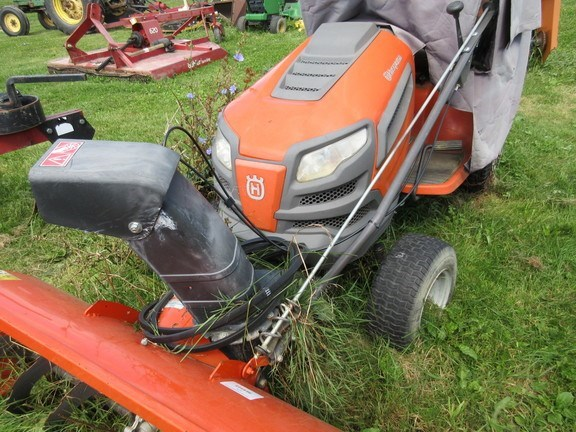 2015 Husqvarna LGT2654 Lawn Mower For Sale