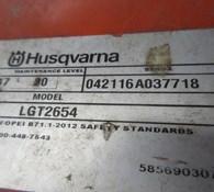 2015 Husqvarna LGT2654 Thumbnail 9